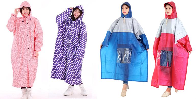 Sản xuất áo mưa tại Hà Nội