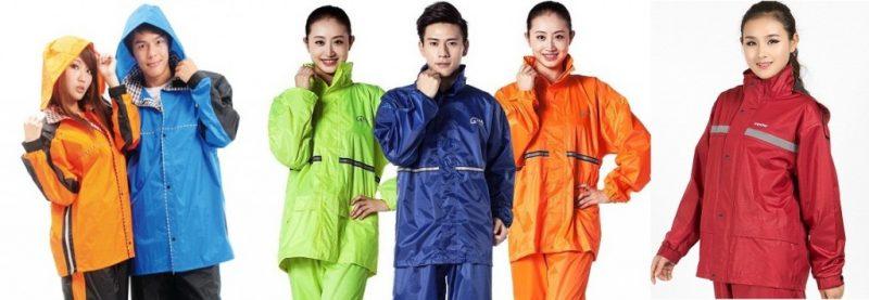 Xưởng sản xuất áo mưa Hà Nội chất lượng