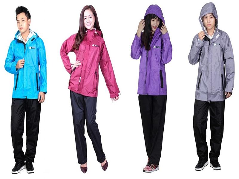 Bộ quần áo mưa cao cấp tốt nhất
