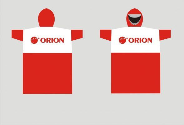 In logo lên áo mưa giá rẻ, chất lượng vượt trội tại Áo mưa CT