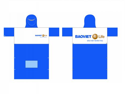 Áo mưa in logo công ty và những kỹ thuật in ấn hiện đại nhất