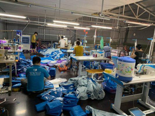 Địa chỉ sản xuất áo mưa giá rẻ năm 2020, bạn có biết???