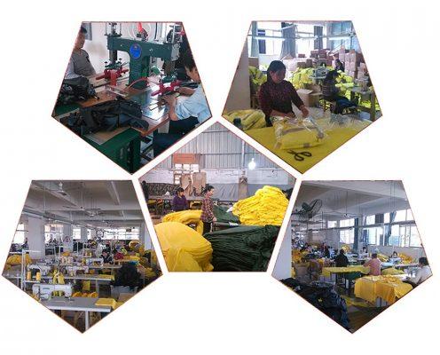 Xưởng sản xuất áo mưa tại HCM chất lượng vượt trội hàng đầu