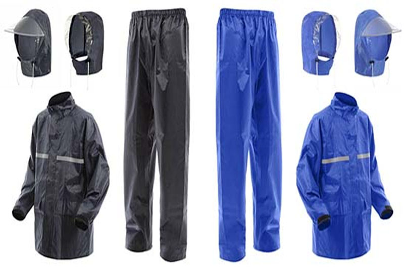 Áo mưa bộ là loại áo mưa có cả quần và áoÁo mưa bộ là loại áo mưa có cả quần và áo
