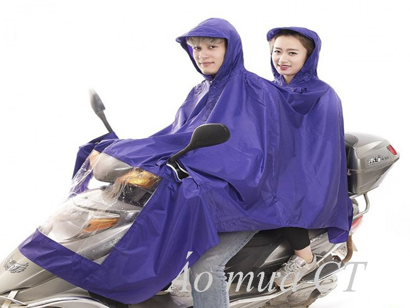 Thị trường sản xuất áo mưa đôi tại Hà Nội