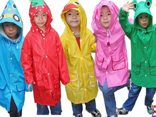 Xưởng sản xuất áo mưa trẻ em chuyên nghiệp uy tín