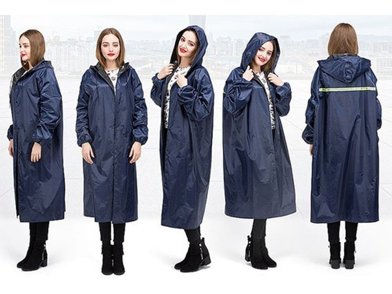 Những mẫu áo mưa được lựa chọn nhiều nhất năm 2020