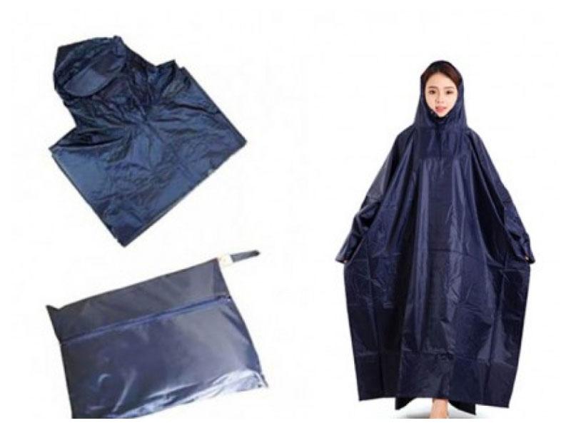 Đặc điểm của áo mưa cánh dơi